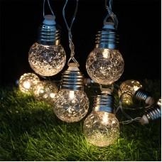 6M 20LED Ball String Lights USB Plug Remote Control Fairy Lights for Garden Party Wedding Birthday