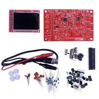 DSO138 Digital Oscilloscope DIY Kit Unsoldered 1Msps Open Source + Probe STM32 200KHz