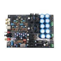 Assembled WM8741 WM8805 24/192KHZ DAC Decoder Optical Coaxial DAC7