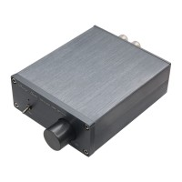 Breeze Audio HIFI Level 2 stereo Digital Power Amplifier TPA3116 Version Material 50WX2 without High Bass Adjustment