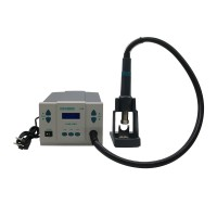 QUICK Soldering 861DW 1000W Digital Rework Station 1000W High-Power Hot Air 220V
