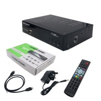 iBRAVEBOX F10S Plus Satellite Receiver DVB-S2 HD 1080P Support H.265 AVS Powervu
