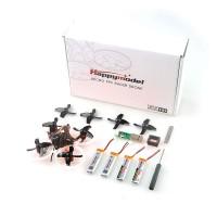 Mobula7 75mm Crazybee F3 Pro OSD 2S Whoop FPV Racing Drone 700TVL Camera Basic Version Frsky EU-LBT
