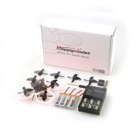 Mobula7 75mm Crazybee F3 Pro 2S Whoop FPV Racing Drone 700TVL Camera Standard Version Frsky EU-LBT