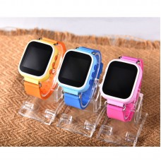GPS Smart Watch for Kids Wristwatch Q70 1.44Inch Screen GSM GPRS GPS Locator Tracker for iOS Android