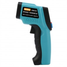 GM550 50 ~ 550℃ Digital Infrared Thermometer Pyrometer Aquarium Laser Thermometer Outdoor