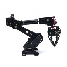 6DOF Mechanical Arm Robot Arm + CL4 Claw + 7 MG996R Servos Self Assembly Needed