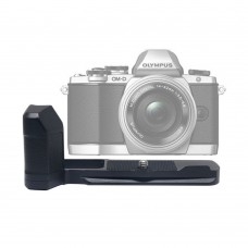 ECG4 Camera Quick Release Plate L Type Quick Release Base Vertical Grip for Olympus PEN-F Camera