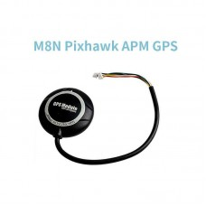 Ublx M8N GPS Module with Compass 6P-1.25 Plug + APM2.8 Flight Controller for DIY RC Drone