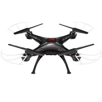 X5S RC Quadcopter Drone FPV 2.4G 4CH 6-Axis + Remote Controller for DIY RC Drone Fans
