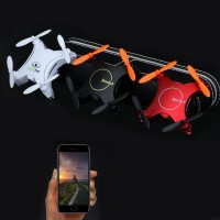 Mini Quadcopter Drone Pocket Size RC Quadcopter 3D Flip Drone Helicopter Aircraft XY-01