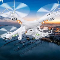 RC Quadcopter Drone 2.4G 6-Axis Remote Control Quadcopter Helicopter without Camera