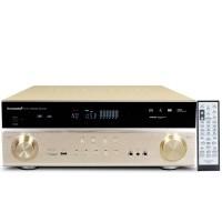 5.1 Home Theater Amplifier Six Channel Power Amplifier Bluetooth Passive Active Bass Output High Power