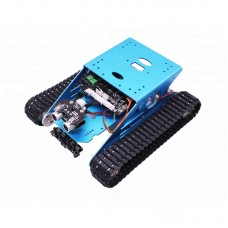 G1 Robot Tank Car Kit Smart Robot Track Car Kit with Link Tracking Module without Controller Board
