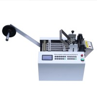 DG-100H Auto Heat-shrink Tube Cable Pipe Cutting Machine 110V/220V +Knife Kit