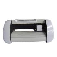 14inch USB Sign Sticker Making Vinyl Cutter Cutting Plotter Machine 100-240V White