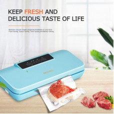 Automatic Vacuum Sealer Machine Upgraded Automatic Food Packing Machine with 10pcs Vacuum Bags