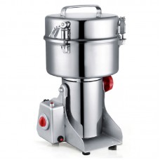 2KG Electric Coffee Grinder Herb Spice Electric Grinder Medicine Dry Grinding Machine Commercial