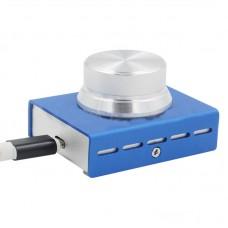 USB Volume Control Computer Speaker Audio Volume Controller Adjuster Mute Function + USB Cable