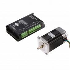 BLDC-8015A+57BLF03 Brushless DC Motor Nema23 188W 24V Router Milling DRIVER