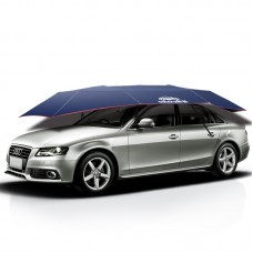 Fully-Automatic Remote Car Umbrella Sunshade Tent Roof Cover Anti UV Dust Protector