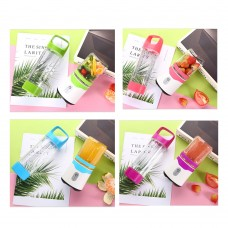 Mini Blender Juice Cup Portable Juice Maker 500ml & 300ml with Power Bank Function