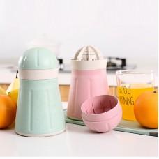 Orange Manual Juicer for Lemon Orange Fruit Press Sqeezer Enjoy Healthy Life
