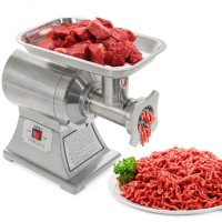 Commercial Stainless Steel 450lbs Meat Grinder Blade Plate Sausage Stuffer FDA