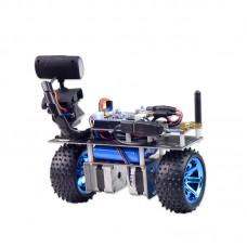 STM32 Finished Self-Balancing Robot Wifi Robot Smart Roly Robot Car Wifi Video Module APP Control