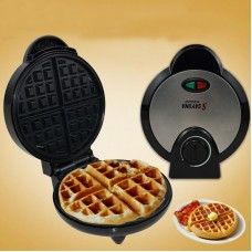 Waffle Maker Adjustable Power 1200W Dual Indicators for Your Home Kitchen