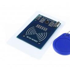 MFRC-522 RC522 RFID RF IC Card Module Kit w/Card Keychain for Arduino