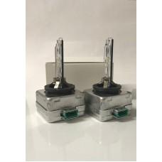 2pcs New D3S Xenon HID Headlight Bulbs OEM 4300K 42302 66340 N10721801