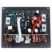 12V 400W Mono Car Audio Power Amplifier 4ohm Powerful Bass Subwoofers Amp for 6/8/12 inch Speaker
