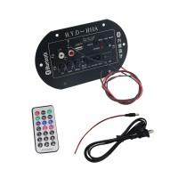 Car Bluetooth Amplifier Subwoofer Accessories Digital MNono Amplifier Board 220V/12/24V