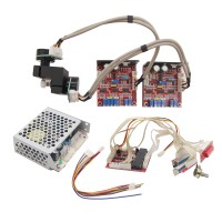 20KPPS Laser Scanning Galvo Scanner ILDA Closed Loop max 30kpps Laser Parts