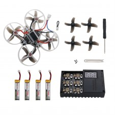 Mobula7 75mm Crazybee F3 Pro 2S Whoop FPV Racing Drone 700TVL Camera Standard Version DSM2/DSMX