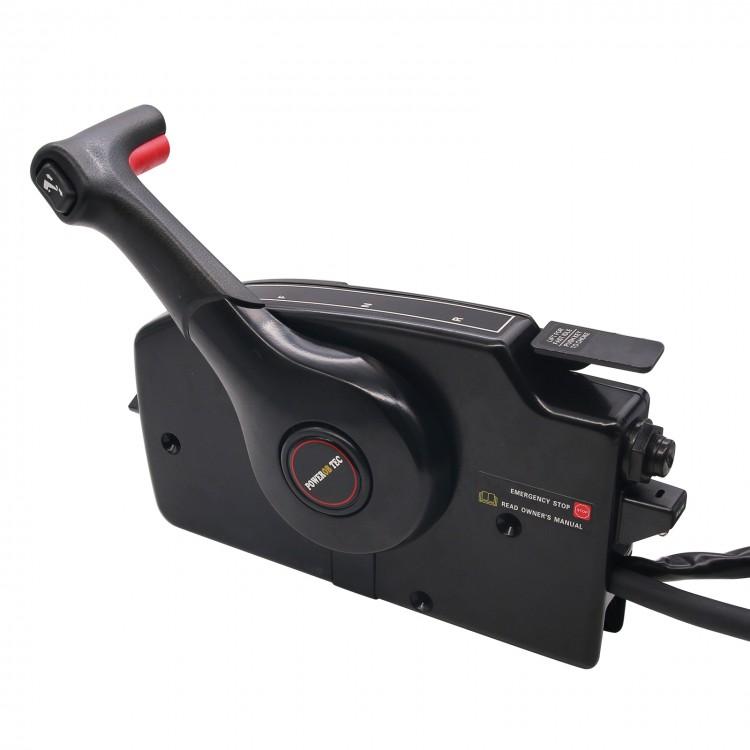 Mercury Outboard Remote Control Box 8 Pin Boat Motor Right