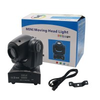 60W RGBW Stage Light LED Spot Moving Head Lights DMX Disco DJ Party Lighting