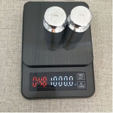 5kg/0.1g 3kg/0.1g 10kg/1g Stainless Steel Coffee Scale Kitchen Scale Timing Scale