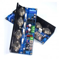 2pcs HIFI Amplifier Boards 180W+180W Adjustable Class A Audio Amplifiers Finished UPC-M4