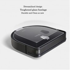 Robot Vacuum Cleaner Wet & Dry Function Wet Mopping Edge Cleaning Technology for Home Office D960