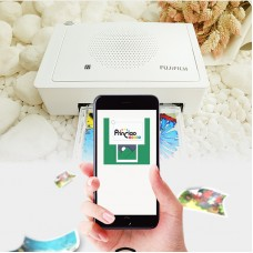 Smart Mini Photo Printer for Androids 4.1.2 System Wireless Smartphone Color Printing