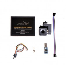 Ultra-Light Brushless Gimbal Camera With Controller Fixed-Wing FPV Eagle Eye