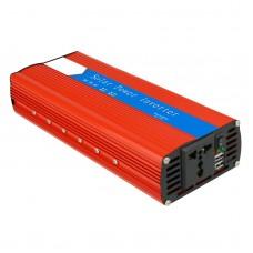 3000W Solar Power Inverter Car Power Inverter DC 24V to AC 220V Modified Sine Wave