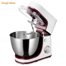 Dough Maker Machine Kitchen Dough Mixer Electric Bread Eggs Blender 4.2L