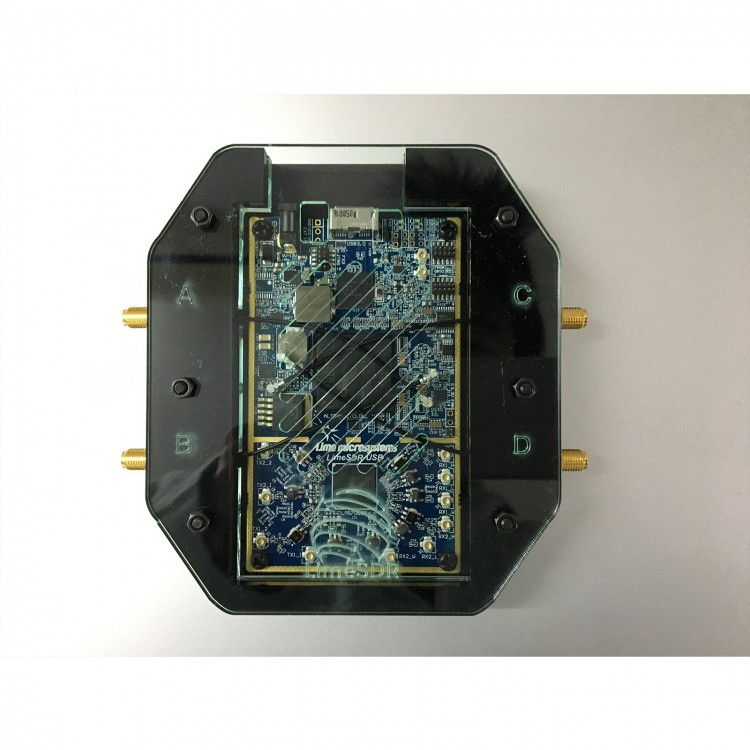 SDR Transceiver for Lime SDR Software Radio Can Replaces