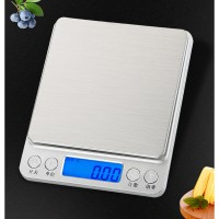 Kitchen Scale Mini Kitchen Scale Electronic Scale for Jewelry Food I2000