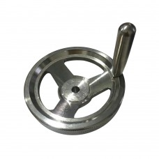 Machine Tool Handwheel Machine Handwheel Custom CNC Stainless Steel Handwheel 304 Valve