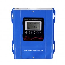 40A Solar Charge Controller MPPT Solar Charger for Home System