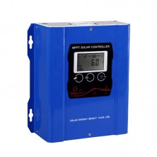 60A Solar Charge Controller MPPT Solar Charger for Home System